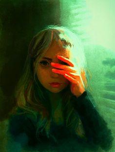 Scared of the Light by Destiny Blue
