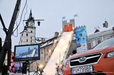Big Air v meste Kremnica 2013 – report