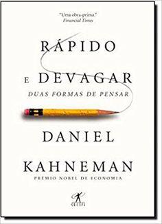 Nesta obra, Daniel Kahneman procura mostrar as formas que controlam a mente - o pensamento rápido, intuitivo e emocional e o devagar, lógico e ponderado. Daniel busca mostrar a capacidade do pensamento rápido, sua influência persuasiva nas decisões e até onde se pode ou não confiar nele. Segundo a obra, o entendimento do funcionamento dessas duas formas de pensar pode ajudar em decisões pessoais e profissionais.