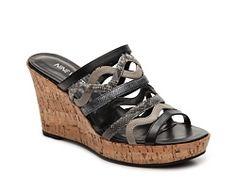 Nine West Entice Wedge Sandal