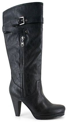 The perfect boot for a #Winter night out, G by Guess® Teza available at Shoe Dept.