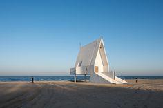 Vector Architects – Seashore Chapel, Beidaihe, Qinhuangdao, Hebei, China, 2015