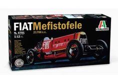 Classic Cars Fiat Mefistofele    scala 1:12