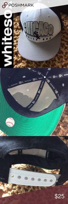 the best attitude 5b560 771d0 NEW MLB White Sox New Era SnapBack NEW Chicago White Sox New Era SnapBack •  Sz