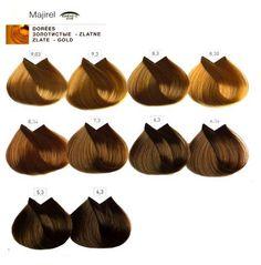 Majirel Hair Color Chart 13857 Hair Color Chart Trendhaircolor Ручшие изображения 13 в Matrix Hair Color Chart, Blonde Color Chart, Loreal Hair Color Chart, Matrix Color, Hair Color Shades, Hair Dye Colors, Mahogany Brown Hair Color, Loreal Professionnel, Wella Koleston Perfect