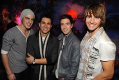 Big Time Rush-- we are going to see them for her b-day shhhhhhh!! :)