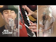Troublemaker - Olly Murs (Max Schneider & Jordan Pruitt Cover) Amazing I love both of them so talented