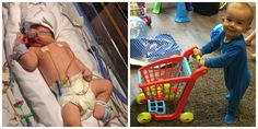 """Mum writes """"Group B Strep is very close to my heart as my son was born last year on the 4th November and had to spend 2 weeks in the neonatal unit.  It was 43 hours between waters breaking and me delivering my baby and nobody knew I was carrying GBS. I wish I had of known about this as I would of definitely of paid £35 to be tested!! Fingers crossed and touch wood he's made a full recovery and has just celebrated his first birthday this week."""""""