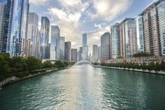The name is a shame, but the scene is pretty cool. Chicago River, Chicago City, Lakeside Park, Trump Tower, Good Environment, Critic, Amazing Architecture, New York Skyline, Skyscraper