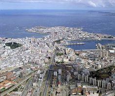 Spain, Galicia, A Coruña