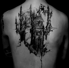 Some creativity from Carpet Bombing Ink.