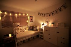Magical Hufflepuff bedroom
