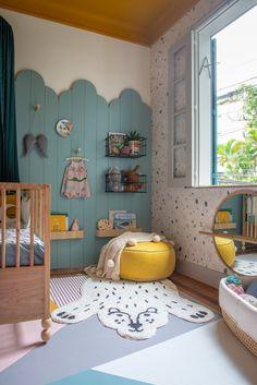 Ideias para decorar quarto de crianças - Mostra Casa na Toca (Parte - A casa que a minha vó queria