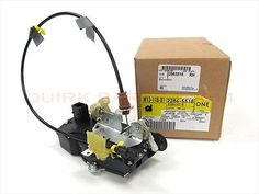 Check out this product on alibaba app 8e5 962 115b trunk lock 2008 2012 saturn aura chevrolet malibu rh rear door latch lock actuator oem new fandeluxe Images