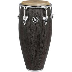 LP Uptown Series Sculpted Ash Conga Drum Chrome Hardware 11 in.