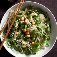 Mixed Asian Salad with Macadamia Nuts | Food & Wine