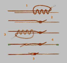 Barrel knot?   Click here to see better pictures and a good little video at www.netknots.com