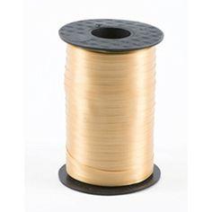 Curling Ribbon Gold -- Visit the image link more details.
