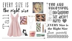 """You are beautiful"" by paigekayleeblog ❤ liked on Polyvore featuring Giuseppe Zanotti, Botkier, Casetify, Too Faced Cosmetics and powerlook"