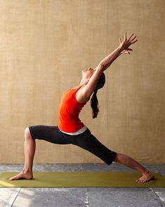 Mood-Boosting Yoga and Breathing Postures
