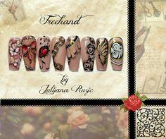 Nails minták