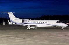 JamesList has posted this 2004 Embraer Legacy 600 being sold by Business Air International of Denton, TX. Executive Jet, Air Charter, Aircraft, Luxury, Private Jets, Things To Sell, Military, Aviation, Airplane