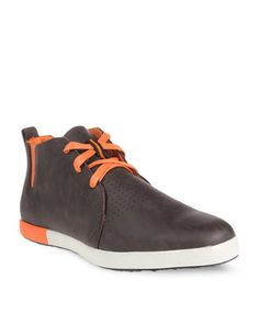 Casual High-Tops by Paul of London.