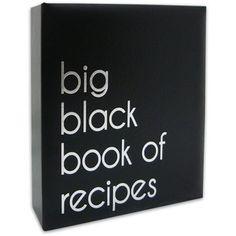 the ashley next door: big black book.