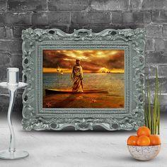 Chronicles of a Shipwreck  Surreal Fine Art by OsvaldoGonzalezArt
