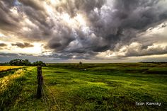 Prairie Photography Landscape Print by SouthernPlainsPhoto on Etsy