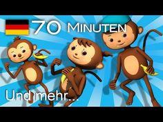 Pausbacken | beliebte Kinderreime für Kinder | Sammlung von Deutsch Reime - YouTube