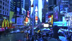 Times Square - New York - NY - USA