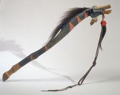 Indian stick horse
