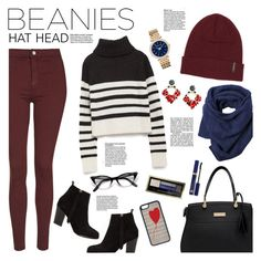 """Hat Head: Beanies 