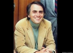 """Carl Sagan (1934-1996)  The legendary scientist and master communicator described himself as an agnostic, and his writings always emphasized appreciation of skepticism and naturalism, as opposed to supernaturalism.  His views on theology are expressed in many of his writings, none more clearly than The Varieties of Scientific Experience: A Personal View of the Search for God. """"Extraordinary claims require"""