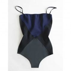 Minimal + Classic: Slipping off to St. Barths - Tomas Maier One-Piece Swimsuit *Want*