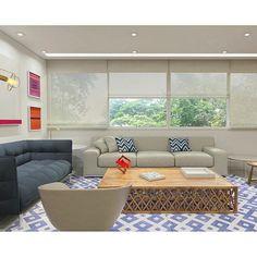 @tripperarquitetura   Apartamento Visconde de Albuquerque por @tripperarquitetura