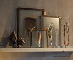 Parvani |   framed-feathers-veren-lijst