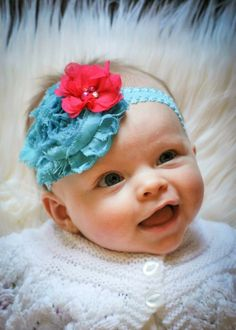oh mother this is cute Shabby, Band Photography, Feather Headband, Creative Hairstyles, Baby Headbands, Little Princess, Baby Wearing, Hair Pieces, Princesses
