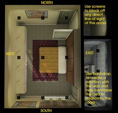 Allocating Rooms The Feng Shui Way