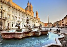 "Rome is known as the ""Eternal City"" for so many reasons: this truly breathtaking city is a place where tourists can witness the wonderful architecture of s"
