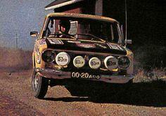 1975 Rally of 1000 Lakes (Girdauskas Kastytis - Girdauskas Arvydas) Lada 1300
