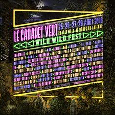 Tests & envies: Le Cabaret Vert : THE Festival près de chez moi