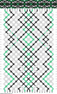 20 strings 32 rows 3 colors