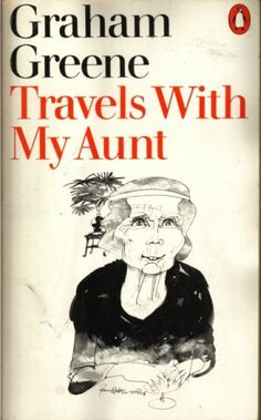 Travels With My Aunt by Graham Greene. Maybe the best of this author :-)