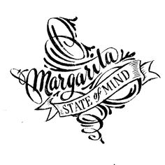 Margarita State of Mind by Cory Say