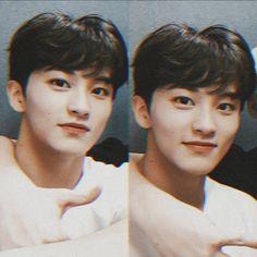 How handsome he is 😍😍😍 一 ©; owner 一 Ctto. Nct 127, Boom Boom Boom Boom, Kim Jung Woo, Lee Min Hyung, Park Ji Sung, Mark Nct, Kim Dong, Being Good, Kpop