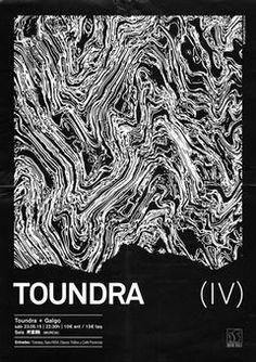 Vikautofocus:Poster for Toundra   Galgoautofocus, 2015.