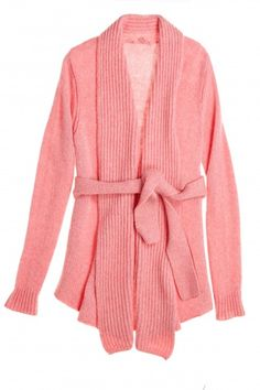 Istasi Belted Wool Blend Cardigan  | Calypso St. Barth