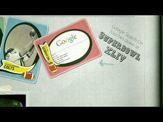 Visual timeline of Google+
